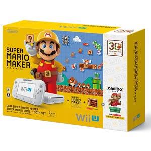 Wii U �X�[�p�[�}���I���[�J�[ �X�[�p�[�}���I30��N�Z�b�g
