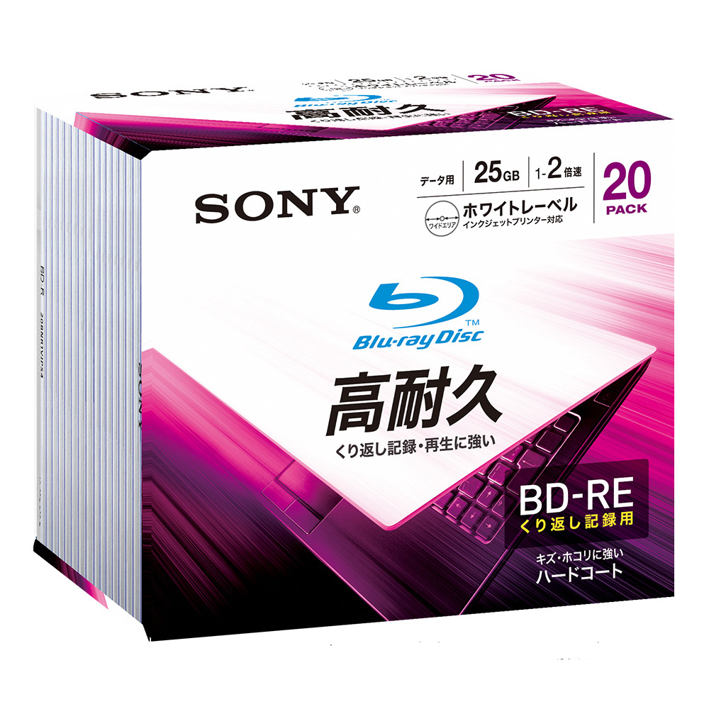 SONY 20BNE1DCPS2 [BD-RE 2�{�� 20��]