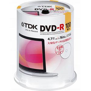 DR47PWC100PUE [DVD-R 16�{�� 100���g]