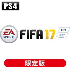 FIFA17 DELUXE EDITION [PS4]