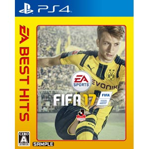 FIFA17 [EA BEST HITS] [PS4]