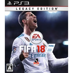 FIFA18 Legacy Edition [PS3]
