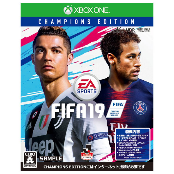 FIFA19 CHAMPIONS EDITION [Xbox One]