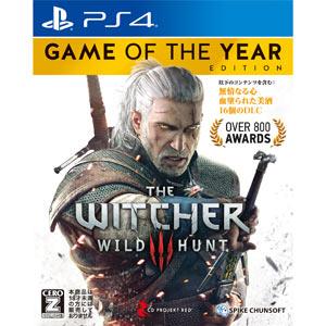 ウィッチャー3 ワイルドハント ゲームオブザイヤーエディション [PS4]