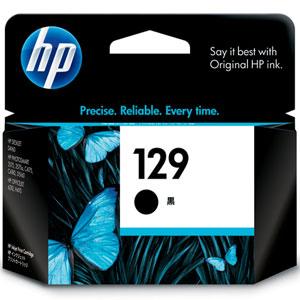 HP 129 C9364HJ (�u���b�N)