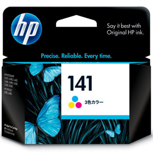 HP 141 CB337HJ (3�F�J���[)