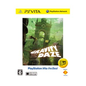 GRAVITY DAZE/�d�͓I῝�F��w�ւ̋A�҂ɂ����āA�ޏ��̓��F���ɐ������ۓ� [PlayStation Vita the Best]