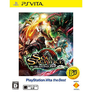 SOUL SACRIFICE DELTA [PlayStation Vita the Best]