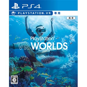 SIE PlayStation VR WORLDS