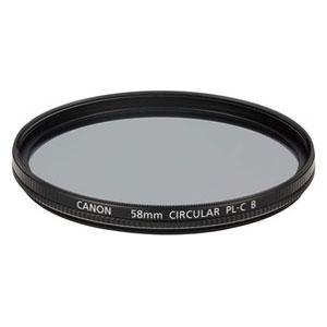 円偏光フィルターPL-C B 58mm