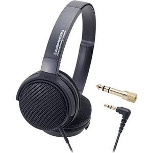 オーディオテクニカ ATH-EP300-BK 楽器用モニターヘッドホンaudio-technica[ATHEP300BK]【返品種別A】