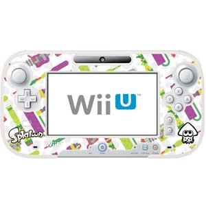 �X�v���g�D�[�� �C�J�����v���e�N�g�J�o�[ for Wii U GamePad WIU-099