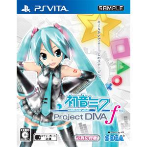 初音ミク - Project DIVA - f お買い得版 [PS Vita]