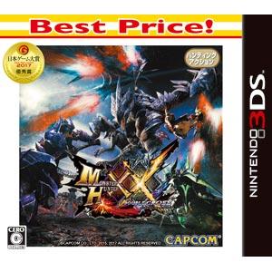 モンスターハンターダブルクロス [Best Price!] [3DS]