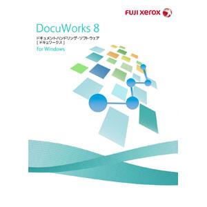 DocuWorks 8 ��{���/1���C�Z���X��{�p�b�P�[�W