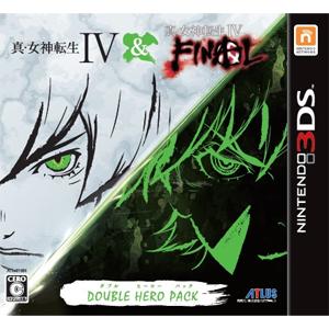 真・女神転生IV&真・女神転生IV FINAL ダブルヒーローパック [3DS]
