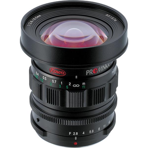 PROMINAR 8.5mm F2.8 MFT [�u���b�N]