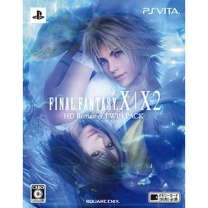 �t�@�C�i���t�@���^�W�[X/X-2 HD Remaster TWIN PACK