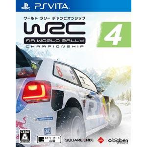 WRC 4 FIA World Rally Championship [PS Vita]