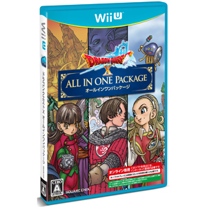 スクウェア・エニックス ドラゴンクエストX オールインワンパッケージ(ver.1+ver.2+ver.3) [Wii U]