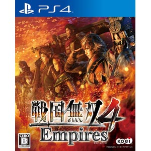 戦国無双4 Empires [通常版] [PS4]