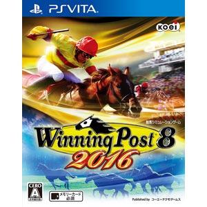 コーエーテクモゲームス Winning Post 8 2016 [PS Vita]