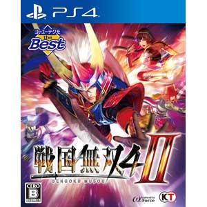 戦国無双4-II [コーエーテクモ the Best] [PS4]