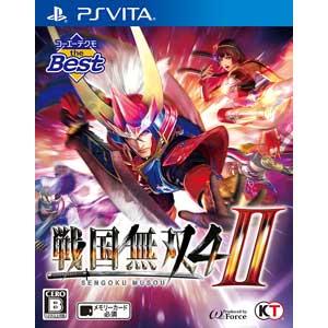 コーエーテクモゲームス 戦国無双4-II [コーエーテクモ the Best] [PS Vita]