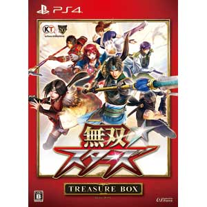 無双☆スターズ TREASURE BOX [PS4]