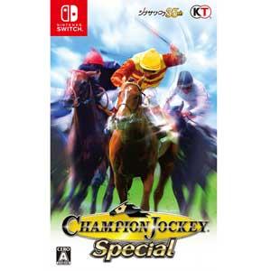 Champion Jockey Special 製品画像