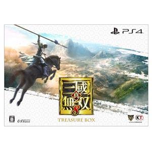 真・三國無双8 TREASURE BOX [PS4]
