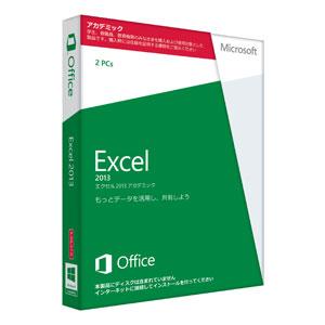 Excel 2013 �A�J�f�~�b�N��