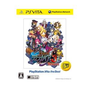 魔界戦記ディスガイア3 Return [PlayStation Vita the Best]