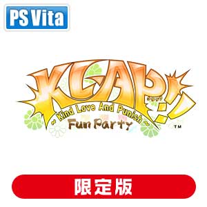 KLAP!! 〜Kind Love And Punish〜 Fun Party [限定版]