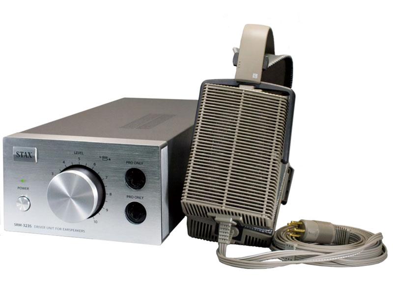 STAX SRS-3170 [SR-307 Classic + SRM-323S]