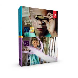 Adobe Adobe Photoshop Elements 14 & Adobe Premiere Elements 14 ��{���