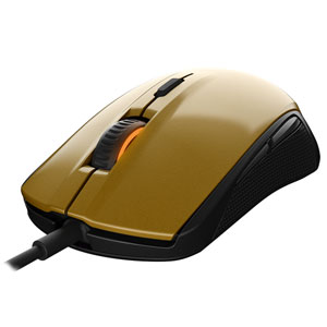 SteelSeries Rival 100 [Alchemy Gold]