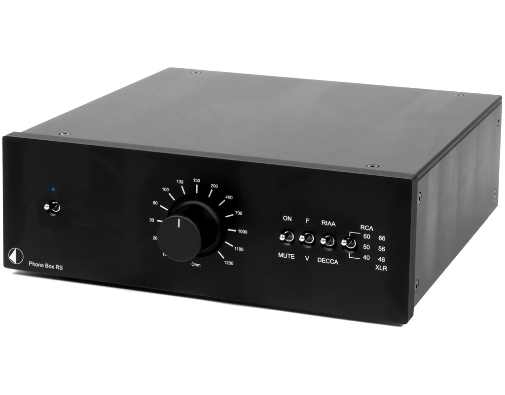 Phono Box RS BLK [�u���b�N]