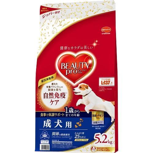 日本ペットフード ビューティーD成犬用5.2kg 【返品種別B】