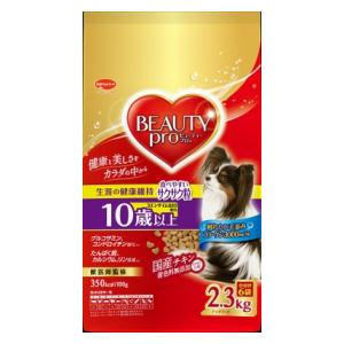日本ペットフード ビューティーD10歳2.3kg 【返品種別B】