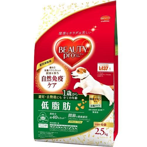 日本ペットフード ビューティーD低脂肪2.5kg 【返品種別B】