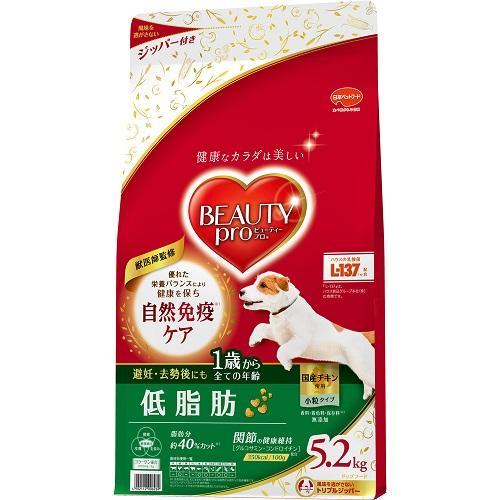 日本ペットフード ビューティーD低脂肪5.2kg 【返品種別B】