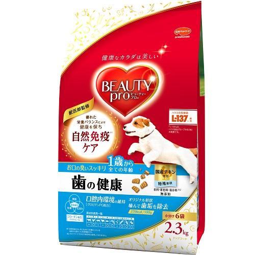 日本ペットフード ビューティーD歯の健康2.3kg 【返品種別B】