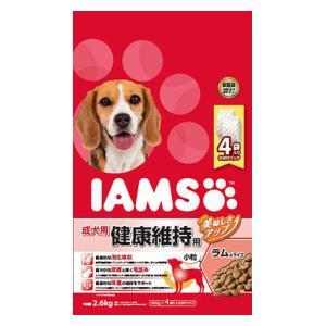 マースジャパンリミテッド アイムス 健康維持ラムライス小粒 2.6kg IAMS(アイムス)【返品種別B】