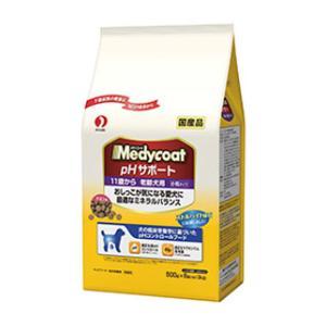ペットライン メディコート pHサポート 11歳から老齢犬用 3kg(500g×6袋入) 【返品種別B】