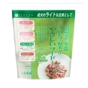 ペッツルート クロレラ・野菜入り やさしいフード ライト 600g 【返品種別B】